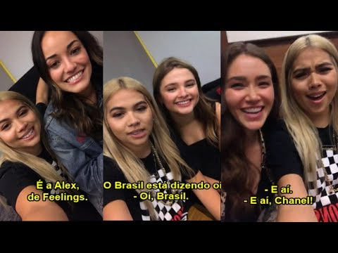 Hayley Kiyoko Q&A with Steie Scott, Chanel Celaya and more!