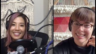 The Fiber Artist Podcast with Cindy Bokser - Maryanne Moodie