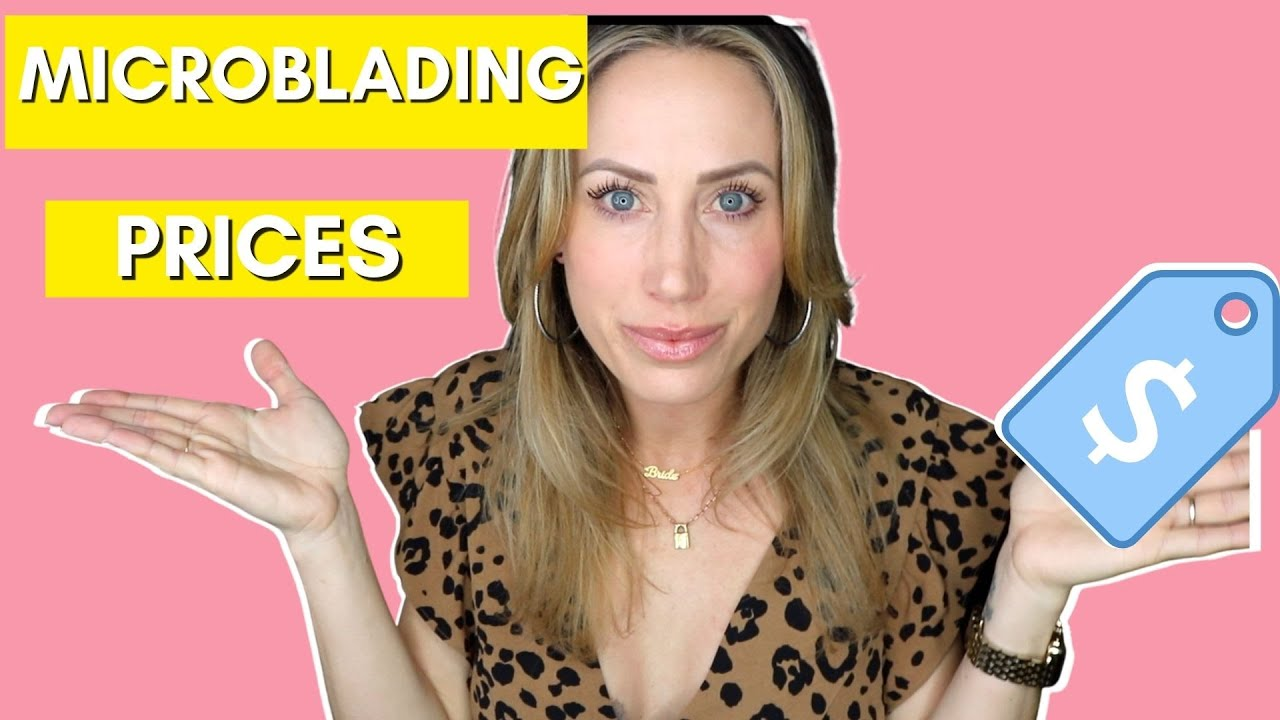 How Much To Charge for a Microblading Service (3 STEPS TO DETERMINE PRICE for PMU services)