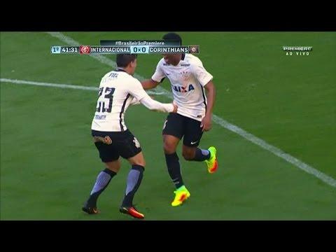 Internacional 0 x 1 Corinthians, melhores momentos  31/07/2016 Brasileirao 2016