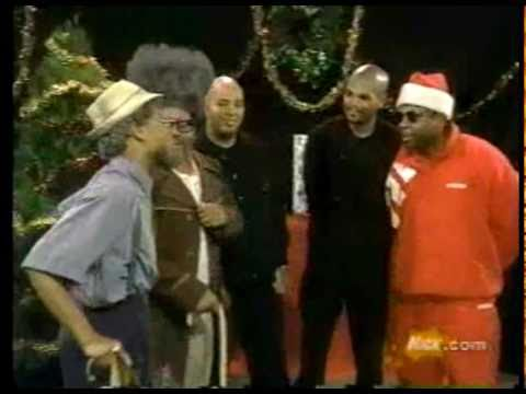 Run DMC - Christmas In Hollis (Live on All That) - YouTube