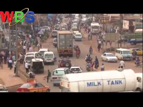 TRAFFIC MESS IN KAMPALA SEG 1 mov