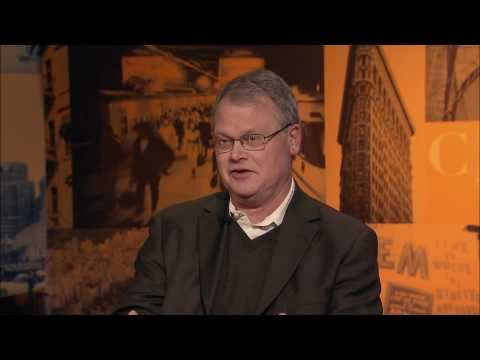 City Talk: Greg David, Dir. of Economics and Business Reporting, CUNY Graduate School of Journalism