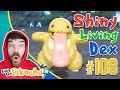 Shiny Lickitung & Shiny Ditto Caught in Pokemon Let's GO Pikachu!