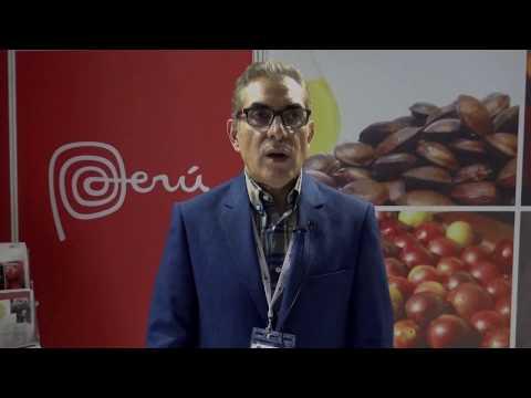 Fernando Albareda - Peru Trade Office - Cosmetics & Home Care Ingredients 2015