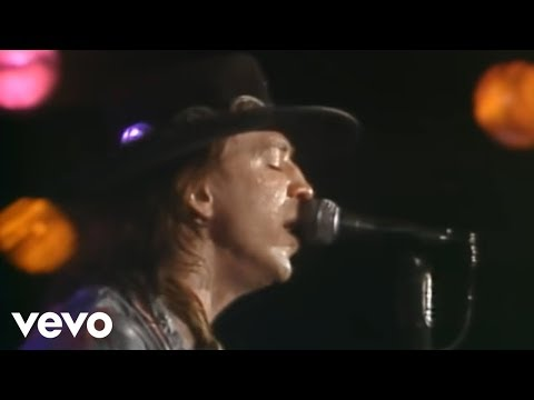 Stevie Ray Vaughan  Texas Flood from  at the El Mocambo