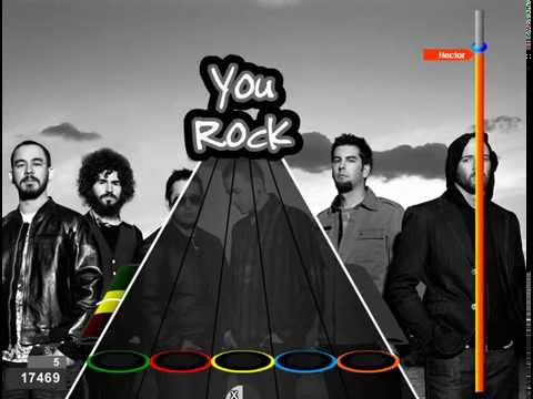 Guitar Flash - Faint by Linkin Park - Expert 100%
