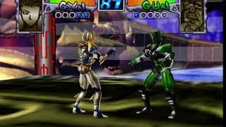 Dual Heroes [Virtual Arcade] Gyn vs Gun
