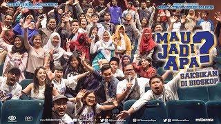 Video MAU JADI APA? NOBAR di Blok M Plaza 21 Jakarta download MP3, 3GP, MP4, WEBM, AVI, FLV Mei 2018