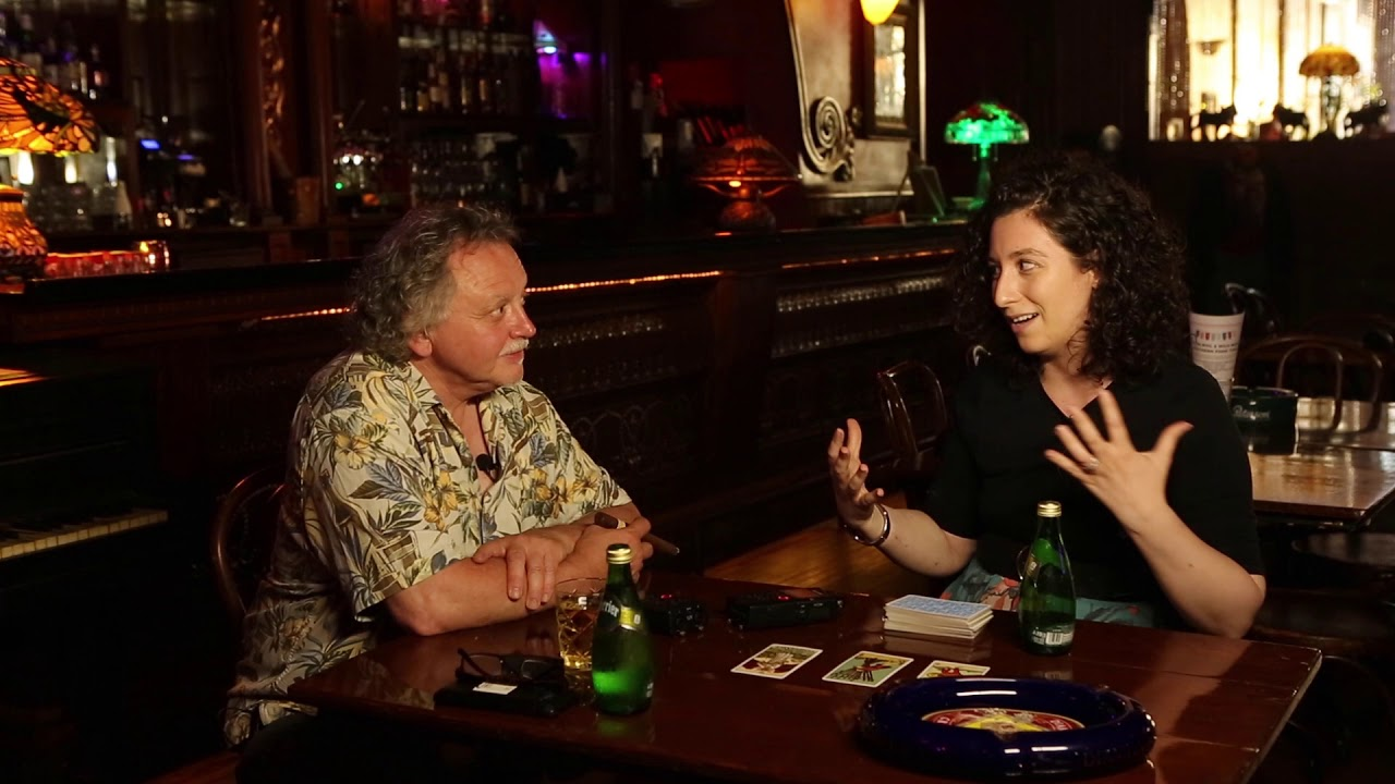 Ghost Tales Episode 50 - Chicago Medium & Reader of the Stars, Isabelle Rizo