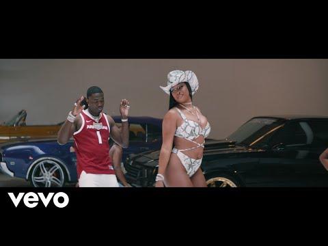 Bankroll Freddie, Megan Thee Stallion - Pop It (Official Video)