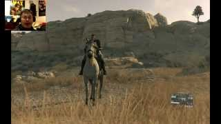 LP: Metal Gear Solid V: The Phantom Pain Part 8 - *box opens* BOOOP