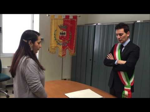 Italian Citizen ceremony
