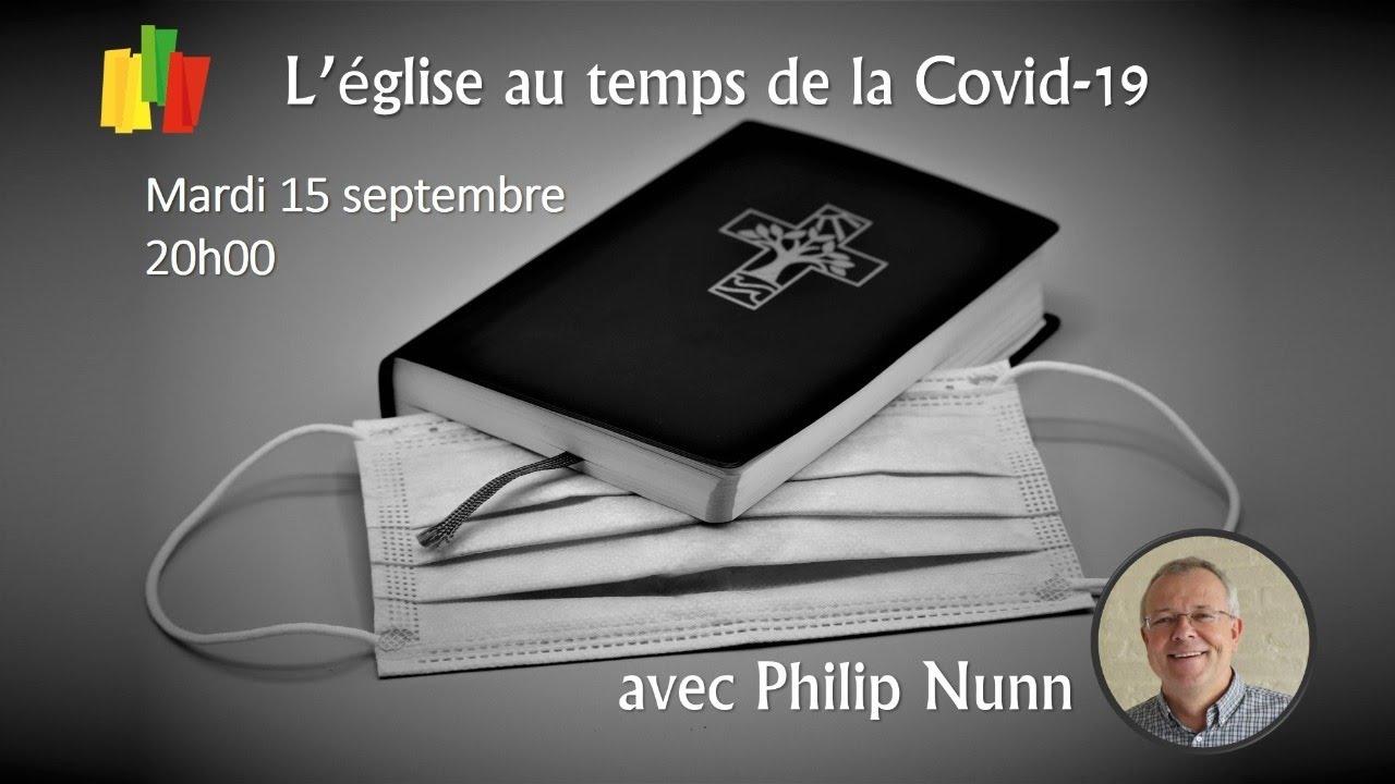 L'église au temps de la Covid-19