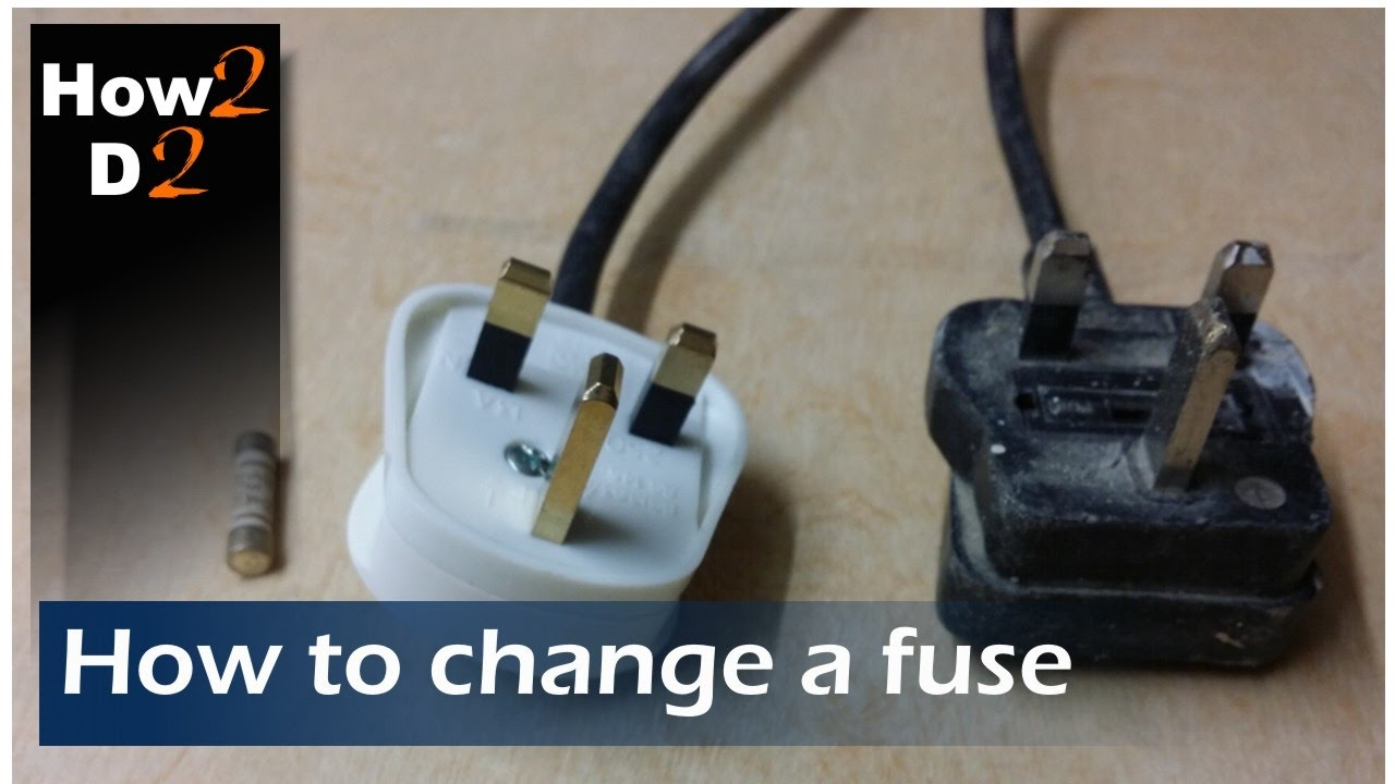How To Change Fuse In An Electrical Plug Uk 13 Amp Replacement Wiring A Wall Socket