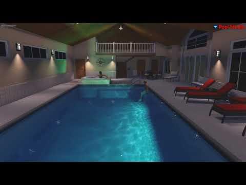 Indoor Pool Concept Video
