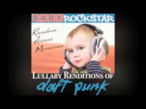 Contact - Baby Lullaby Music by Baby Rockstar (Daft Punk Cover)