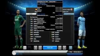 PES 2013 Best patch.extra kits selector,gloves selector and more.