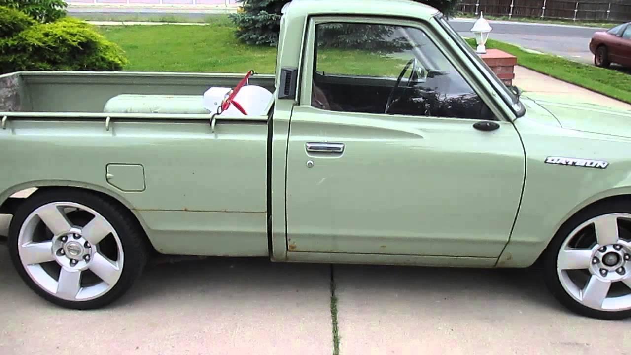 Datsun 620 2