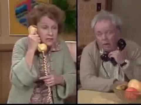 All in the Family S6 E23 Mike and Glorias House Guests 1