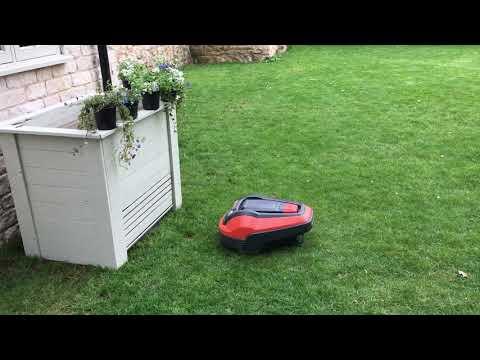 Robot Mower Garage