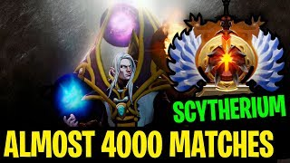 Almost 4000 Matches With Invoker - Scytherium Is Insane - Dota 2