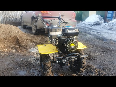 Мотоблок Huter MK-8000