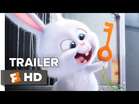 The Secret Life of Pets Official