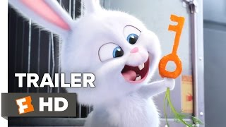 the secret life of pets official snowball trailer 2016 kevin hart jenny slate movie hd