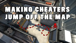 CSGO Cheaters trolled by fake cheat software 2
