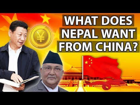 What does Nepal want from China? India & international relat