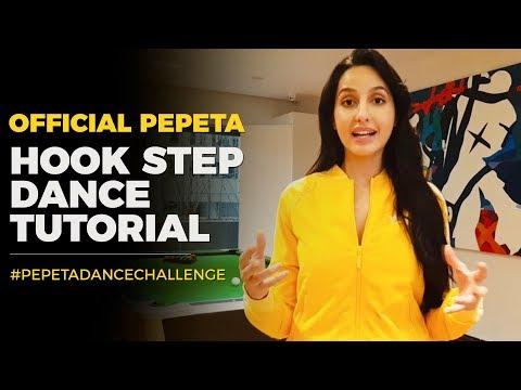 Nora Fatehi - Official Pepeta Hook Step Dance Tutorial Mp3