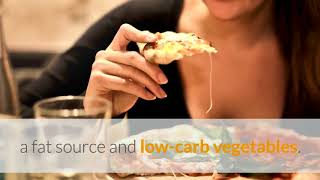balanced diet for weight loss