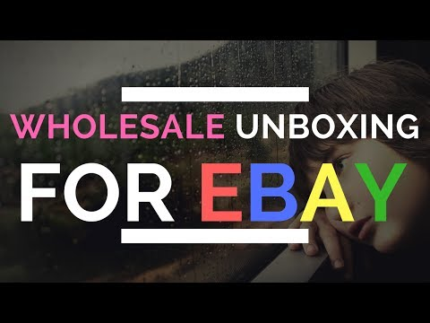 E69: Live eBay Wholesale Unboxing from OEMEXPERTS OEM EXPERTS