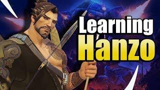 Learning to Hanzo - Expanding Hero Pool?? Heroes of the Storm Hanzo Gameplay w Kiyeberries