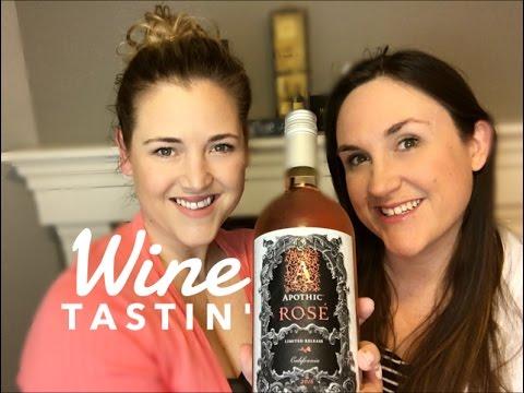Wine Tastin' || Apothic Rosé Wine Review