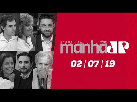 Jornal da Manhã - Edição completa - 02/07/19