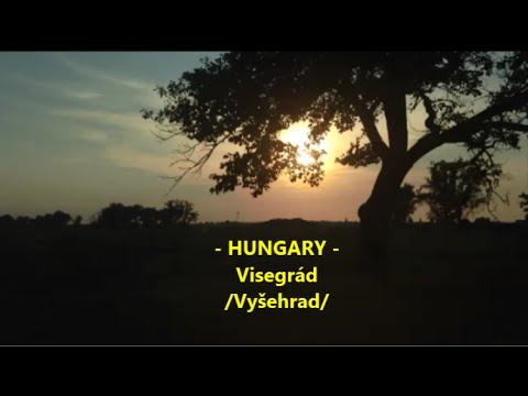 Trip To HUNGARY, Visegrád  /Vyšehrad/