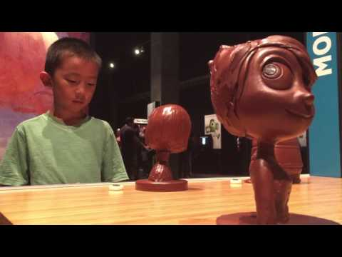 Science Behind Pixar (bonus footage)