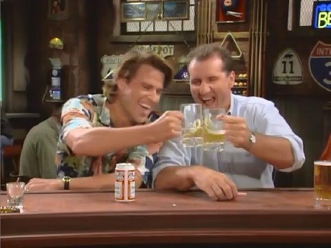 Waylon Jennings - Drinking and Dreaming (Al Bundy Tribute)