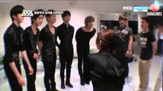 [ABMSUBS] MBLAQ @ Idol Manager Ep 1 (3/4)