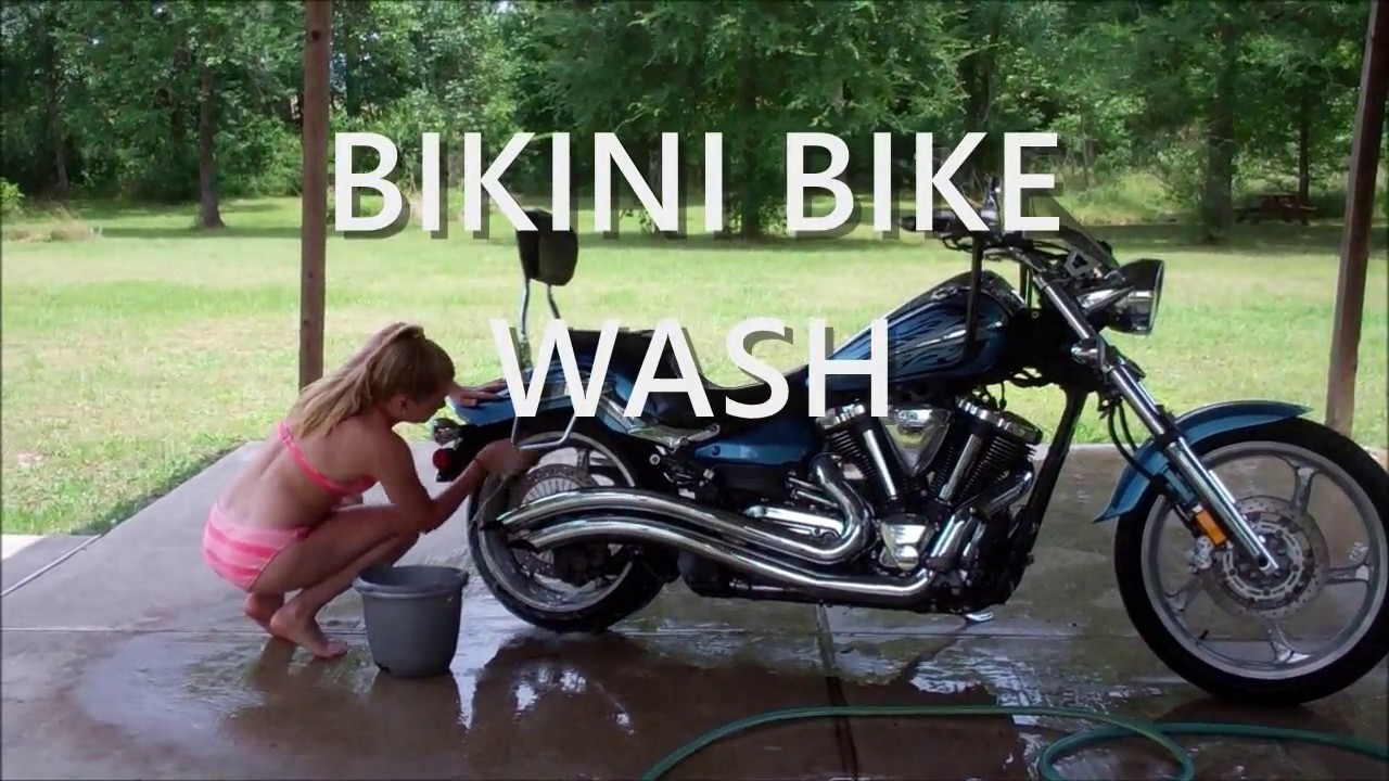 Bikini bike wash colorado