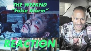 The Weeknd - False Alarm reaction/review