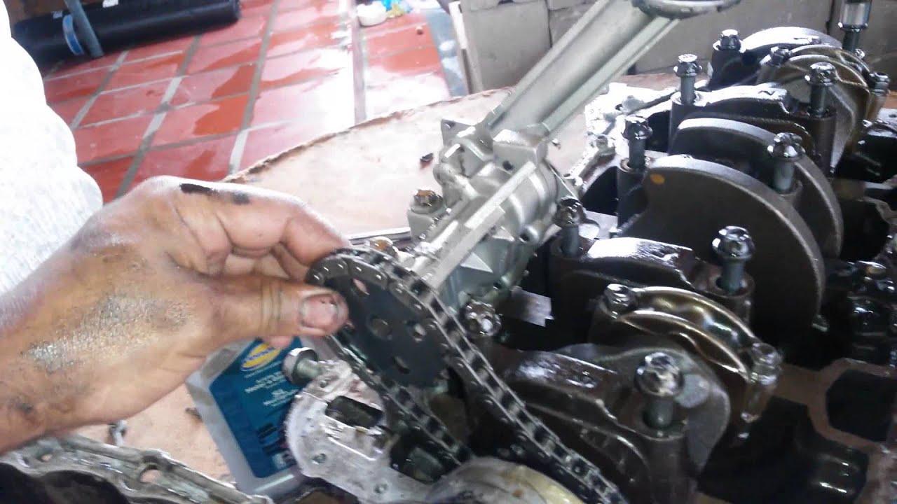 Motor k4m Renault kangoo 1 6
