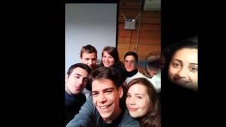"Youth exchange ""Social Entrepreneurship"", Lithuania, 2015"