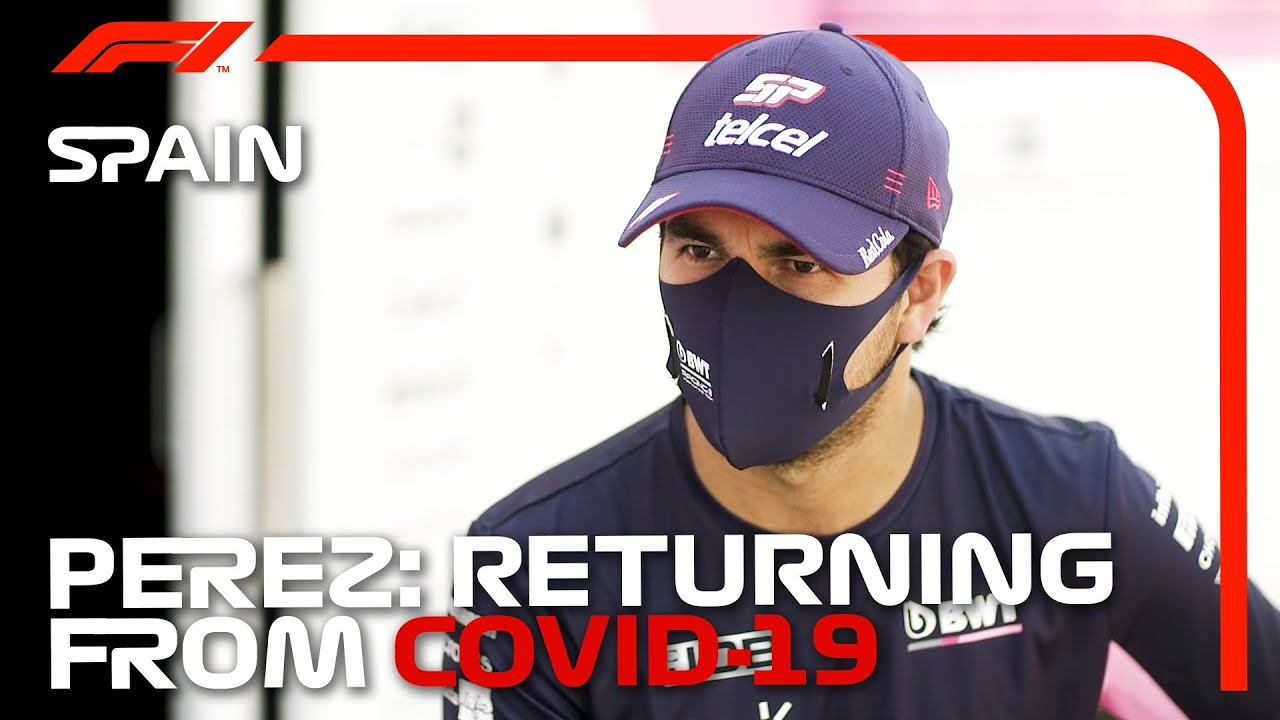 Sergio Perez: Testing Positive, Silencing Rumours And Returning To Racing