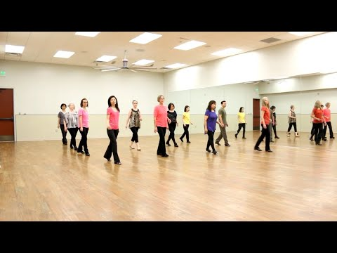 Another Ex In Mexico - Line Dance (Dance & Teach in English & 中文)