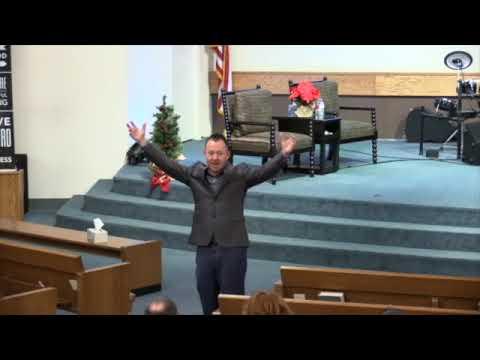 Time To Make Your Move - Pastor Josh Bush 12-31-17