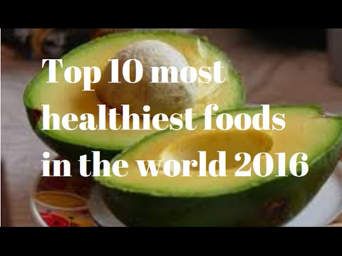 what is the healthiest thing on earth