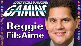 �������� ���� Reggie Fils-Aime: From Pizza Hut to the Nintendo Switch - Did You Know Gaming? Feat. Furst ������